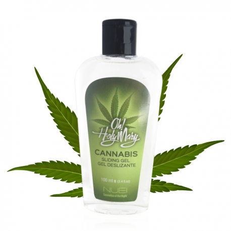 Lubricante Cannabis Oh! Holy Mary