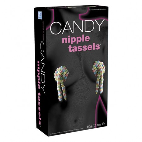Candy Pezoneras Comestibles